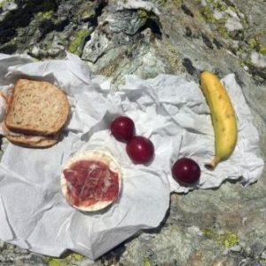 pasto in montagna