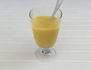 latte curcuma