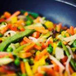 verdure padella