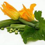 verdure in fiore