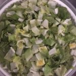 insalata lavata